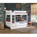 Ma Chambre d'Enfant Lit superposé adulte avec sommier gigogne Tigg... par LeGuide.com Publicité