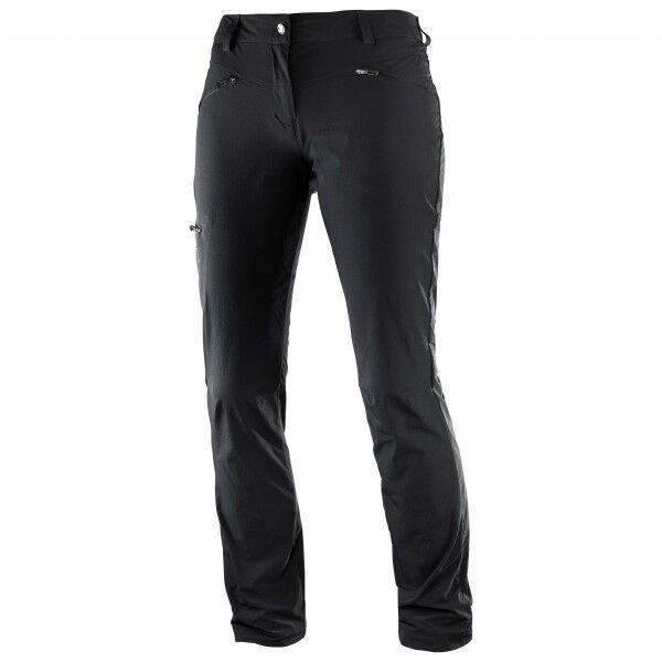 Salomon - Women's Wayfarer Pant - Pantalon de trekking taille 42 - Long, noir