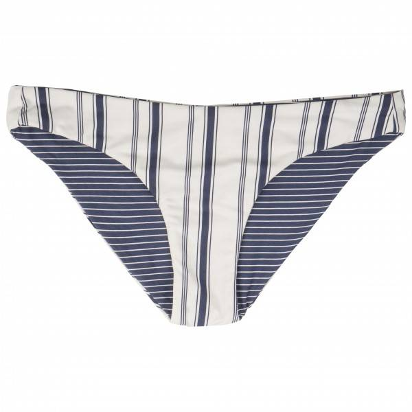 Rip Curl - Women's Waves Lines Classic Pant - Bas de maillot taille M, gris/blanc