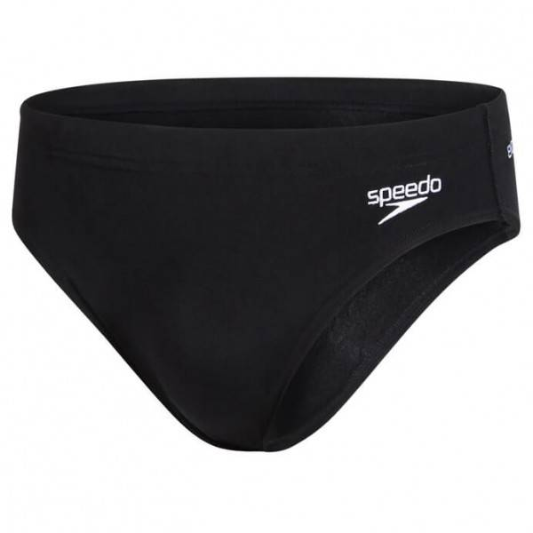 Speedo - Essential Endurance+ 7cm Sportsbrief - Short de bain taille 32 - DE: 4, noir