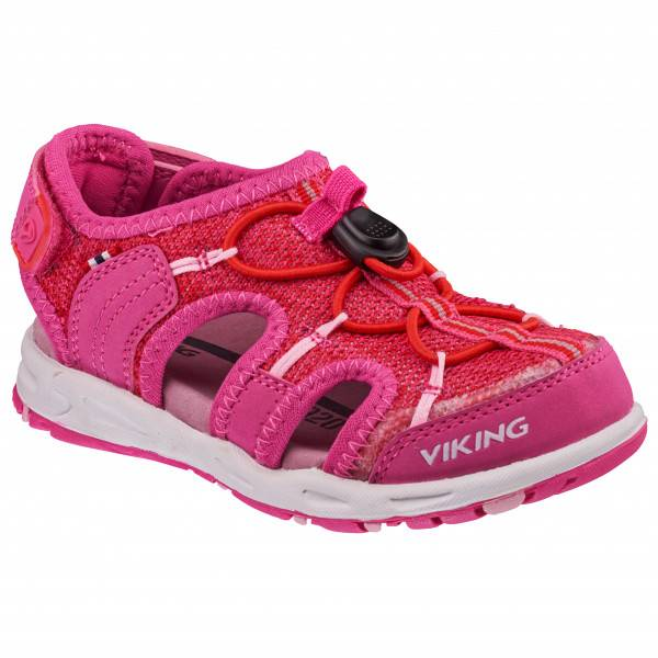Viking - Kid's Thrill II - Sandales de marche taille 33, rose