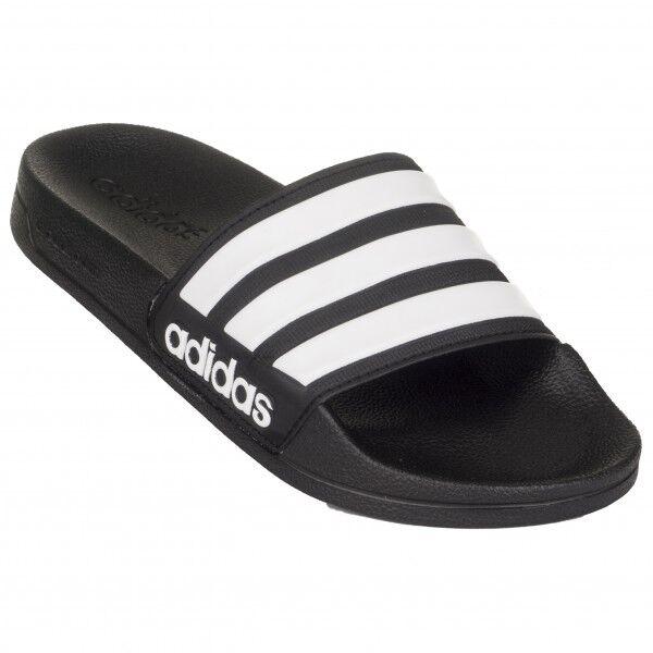 adidas - Adilette Shower - Sandales de marche taille 10, noir