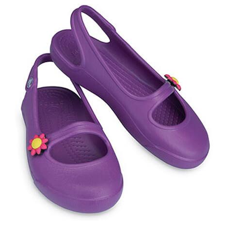 Crocs - Gabby - Sandales de marche taille 21, violet