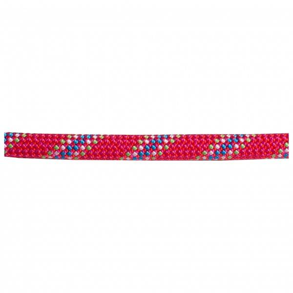 Beal - Tiger 10 mm - Corde à simple taille 60 m, rose/blanc/rouge