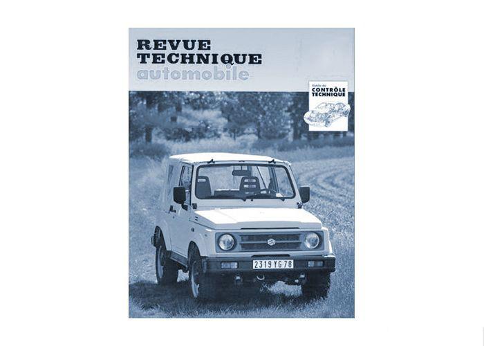 ETAI Revue technique auto ETAI 25144