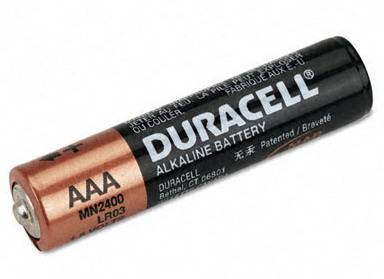 Duracell 4 x piles AAA alcalines Duracell