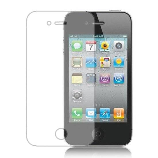 GadgetBay Screenprotector Film de protection ScreenGuard pour iPhone 4 4s