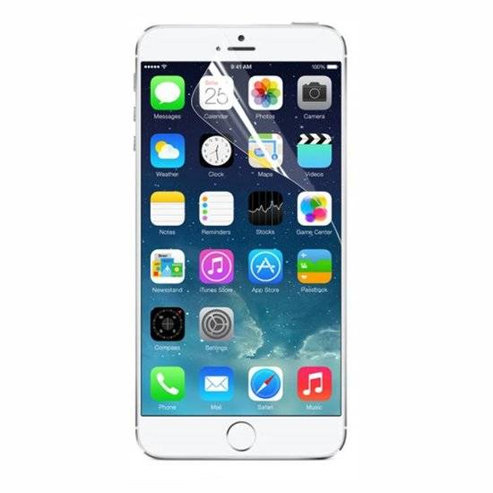 GadgetBay Screenprotector Film de protection ScreenGuard pour iPhone 6 6s