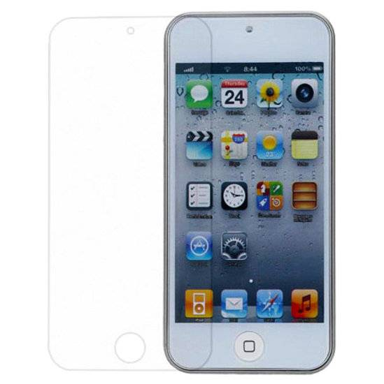 GadgetBay Protecteur d'écran iPod Touch 5 6 ScreenGuard Film de protection