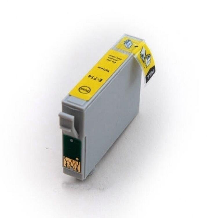 EPSON Cartouche compatible EPSON T0714 jaune