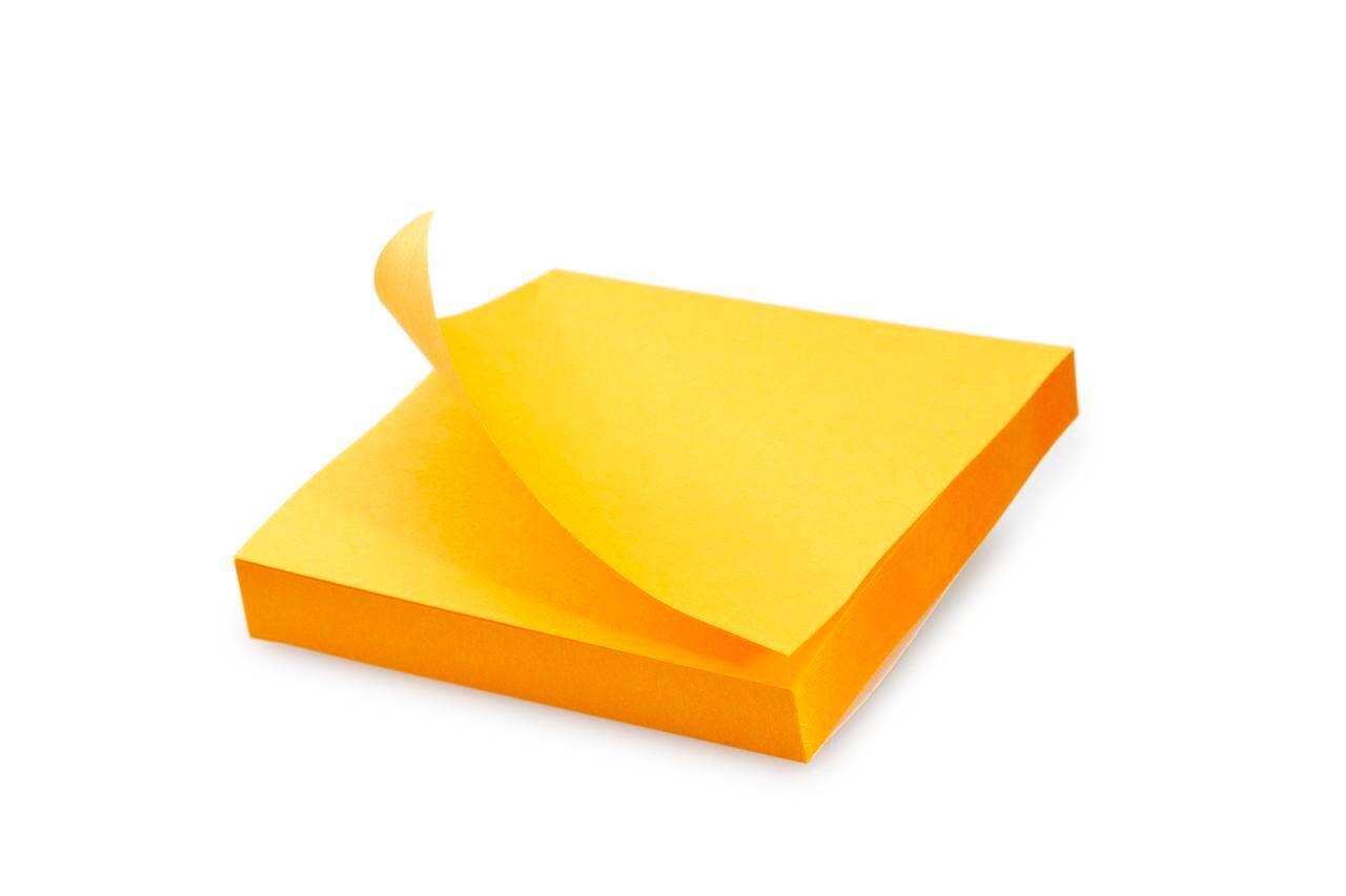 Les basiques 123CONSO Notes adhésives 123CONSO