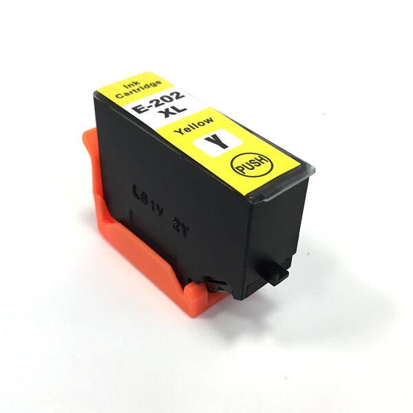 EPSON Cartouche compatible EPSON 202XL jaune