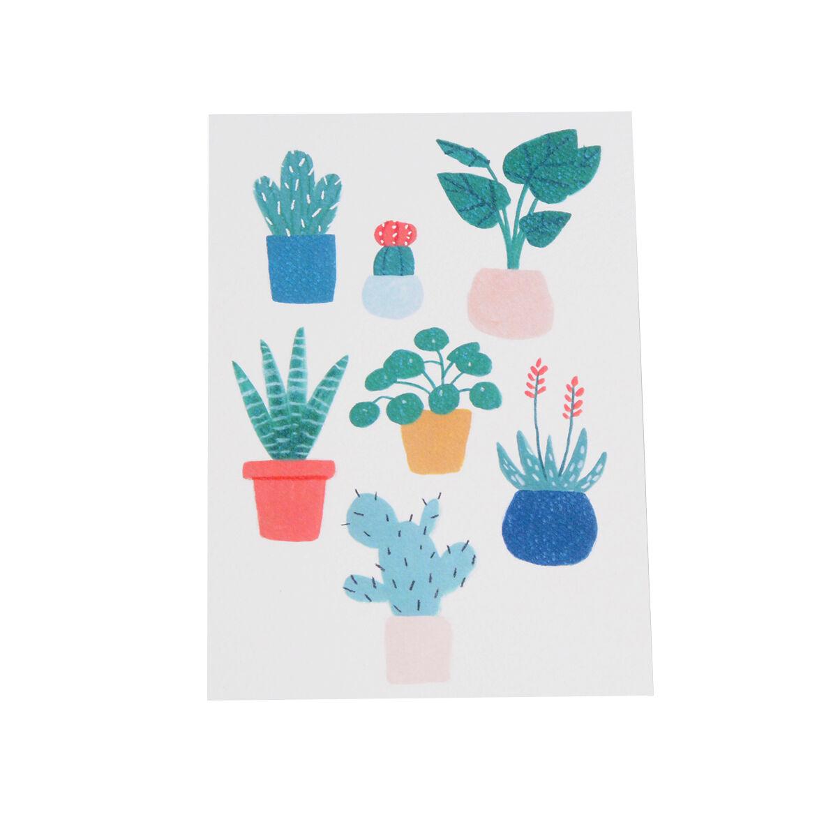 Dille&Kamille Carte, plantes en pot