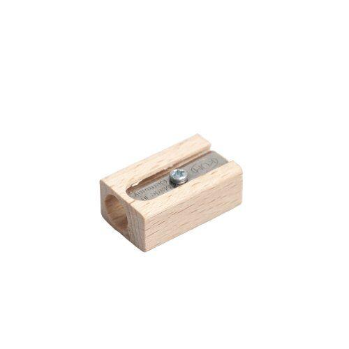 Dille&Kamille Taille-crayon, bois de hêtre