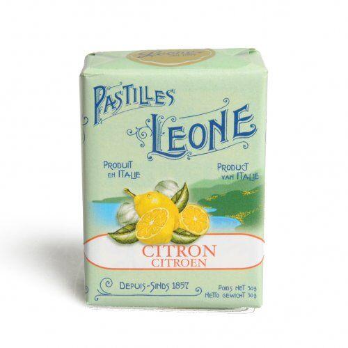 Dille&Kamille Pastilles au citron, 30 grammes