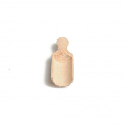 Dille&Kamille Mini-pelle, bois en hêtre 7 cm