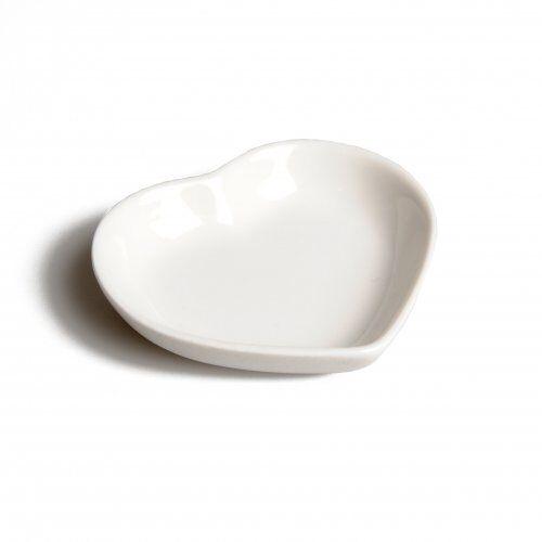 Dille&Kamille Coupelle amuse-bouche coeur, porcelaine