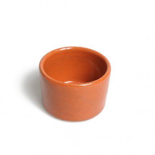 Dille&Kamille Petit beurrier, en terre cuite,Ø 6 cm