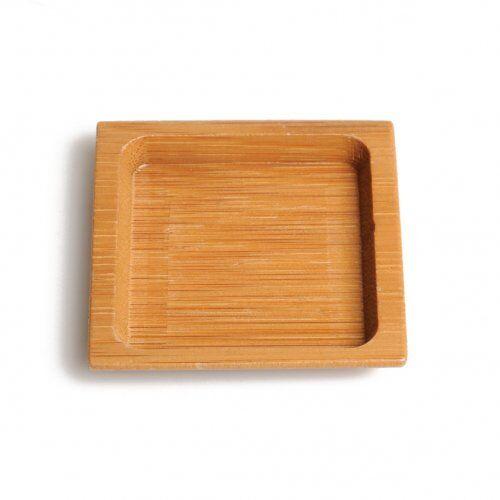 Dille&Kamille Petite assiette, bambou, 6 x 6 cm
