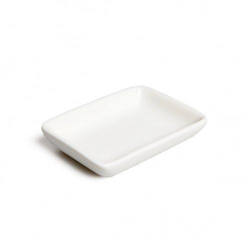 Dille&Kamille Coupelle rectangulaire en porcelaine, 8x5,5 cm