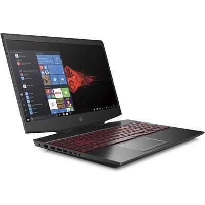 Hewlett Packard OMEN by HP 15-dh0014nf - Windows 10 Famille 64, NVIDIA® GeForce RTX 2060, i7, 16 Go, 512 Go SSD