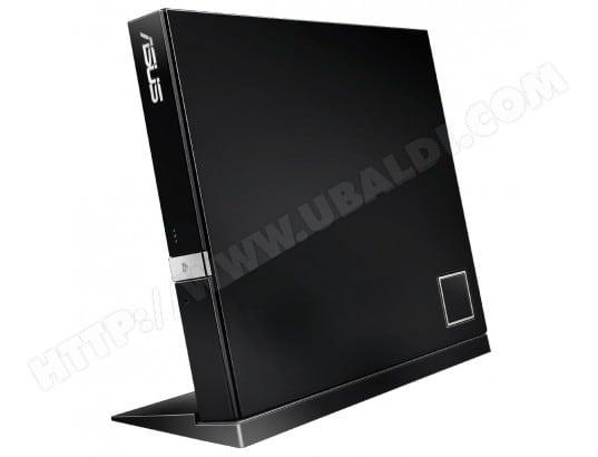 ASUS Lecteur Blu-ray / Graveur DVD Super Multi externe SBC-06D2X-U/BLK/G/AS