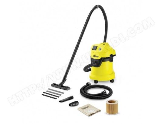 KARCHER Aspirateur eau et poussière Kärcher WD 3 P Extension Kit