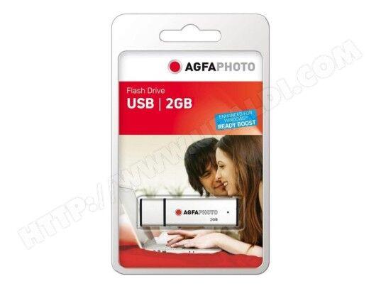 AIR HOGS Clé USB - 2 Go - USB 2 - Argent [Clé USB]