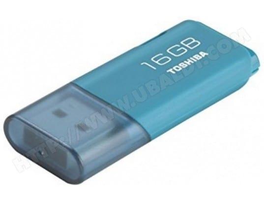 TOSHIBA Clé USB Toshiba U202 16 Go (Bleu)
