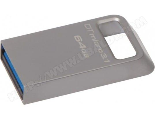 KINGSTON Clé USB Kingston 64Go DataTraveler Micro USB 3.1