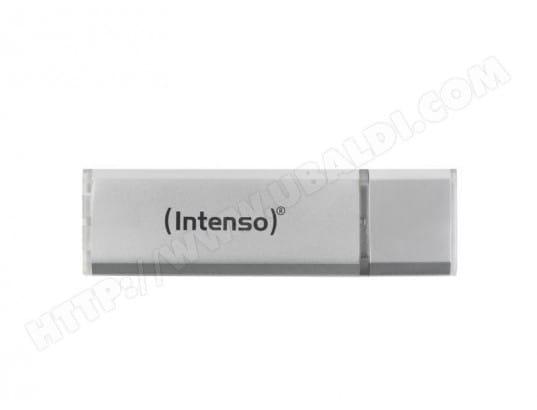 INTENSO Clé USB 16GB Intenso Alu Line argenté - Sous blister