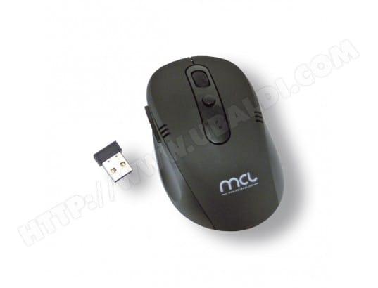 MCL Souris optique sans fil USB 1600 DPI