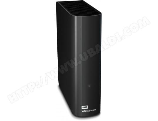WESTERN DIGITAL Disque dur externe Elements 2 To - USB 3.0