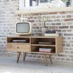 BOIS DESSUS BOIS DESSOUS Meuble TV en bois de mindy 1 tiroir BOIS DESSUS... par LeGuide.com Publicité