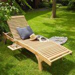 BOIS DESSUS BOIS DESSOUS Bain de soleil en bois de teck BOIS DESSUS BOIS... par LeGuide.com Publicité