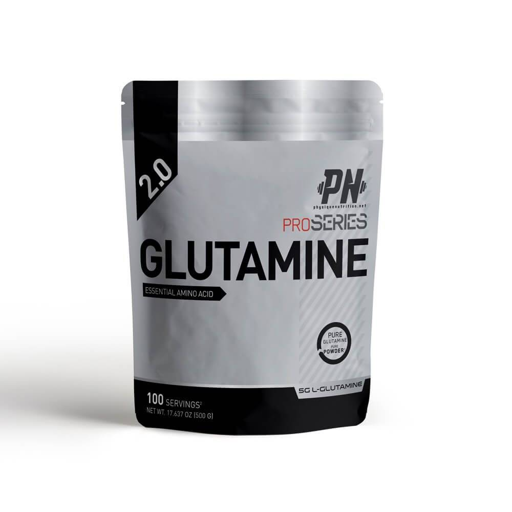 PHYSIQUE NUTRITION L-Glutamine Pro Series by Eric Favre