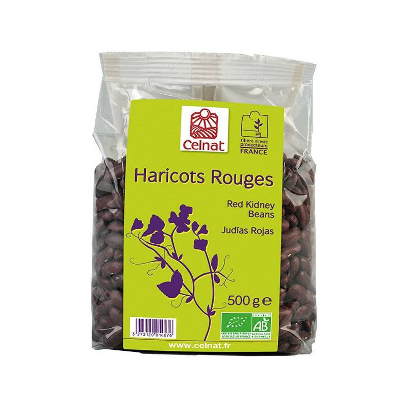 Celnat Haricots rouges - 500g