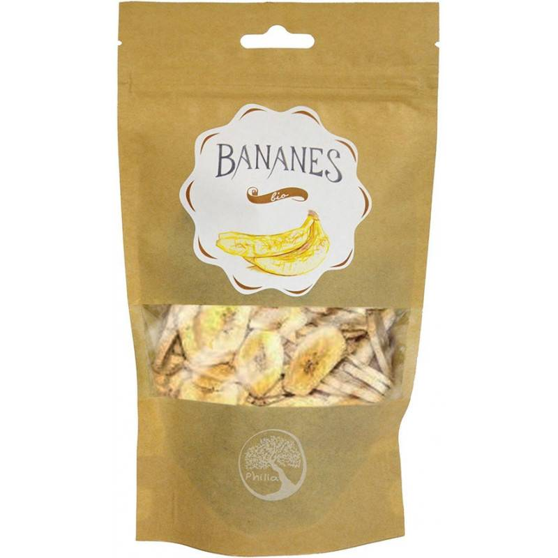 Philia Bananes chips - 120g