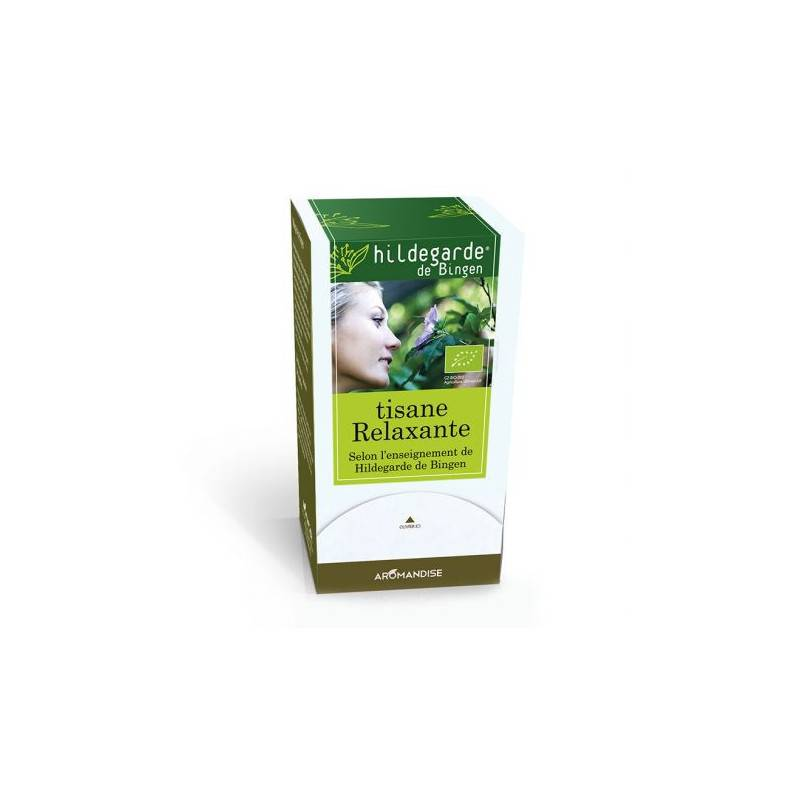 Aromandise Infusion relaxante - x 20 sachets