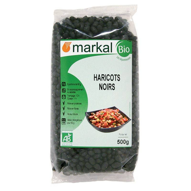 Markal Haricots noirs - 500g