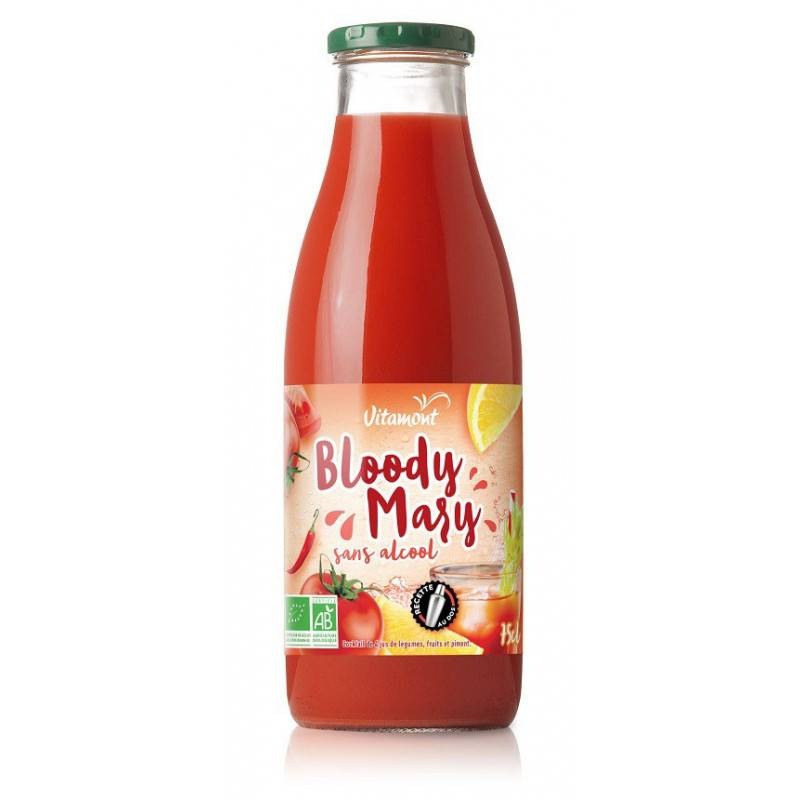 Vitamont Bloody mary sans alcool - 75cl