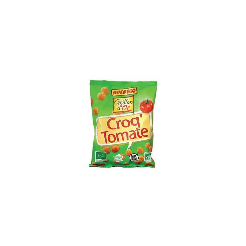 Grillon d'Or Biscuit apéritif croq tomate basilic - 45g