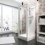 schulte  Schulte Cabine de douche intégrale Juist, 80 x 80 x 210 cm Qualité... par LeGuide.com Publicité