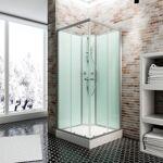 schulte  Schulte Cabine de douche intégrale carrée Ibiza, 90 x 90 cm Qualité... par LeGuide.com Publicité