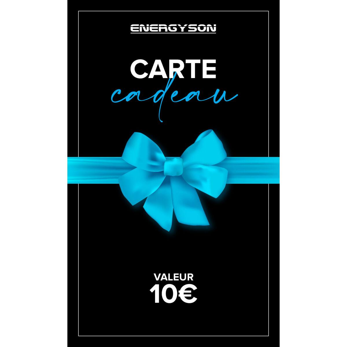 Energyson Carte Cadeau 10€