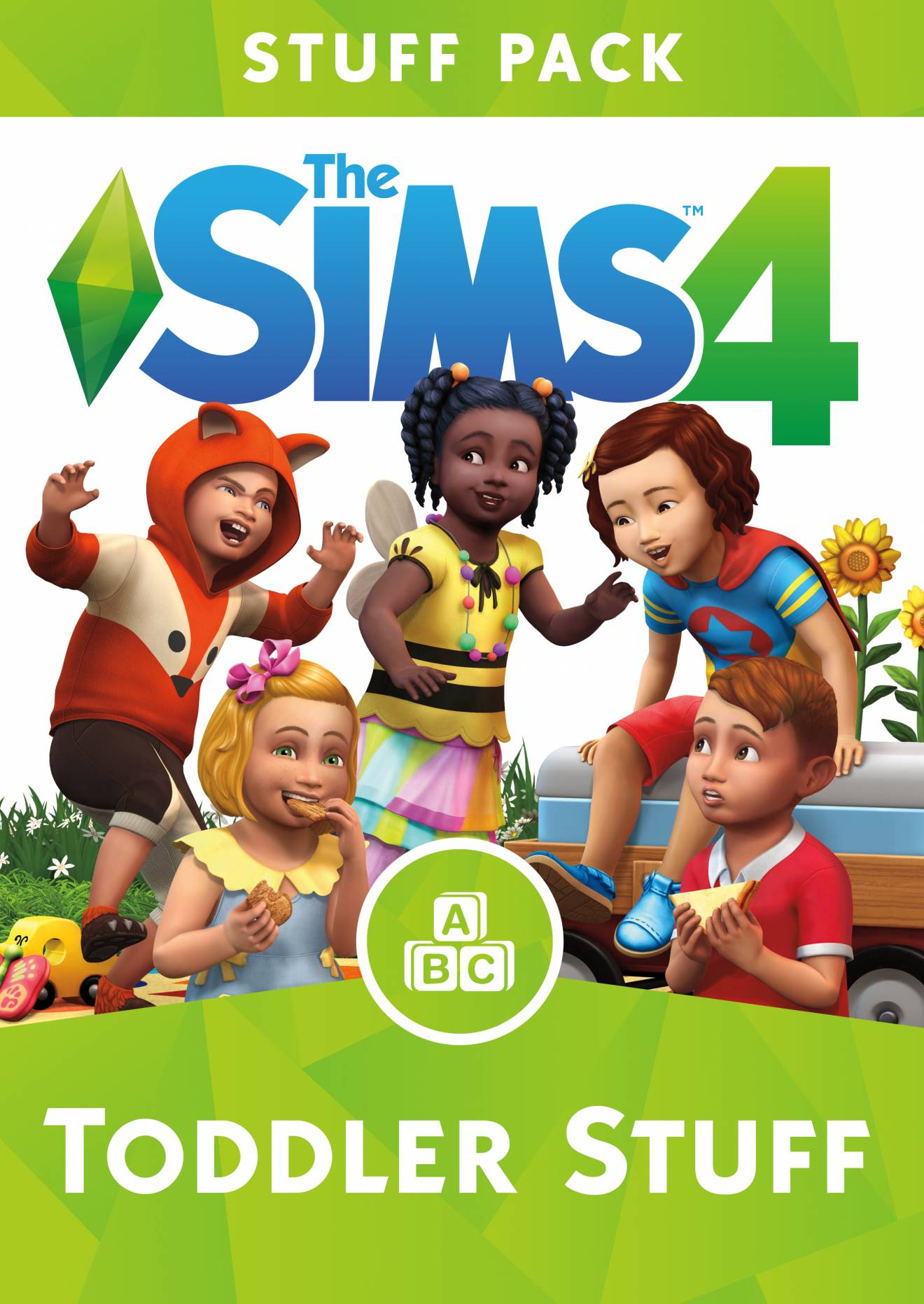 Electronic Arts The Sims 4 - Toddler Stuff PC