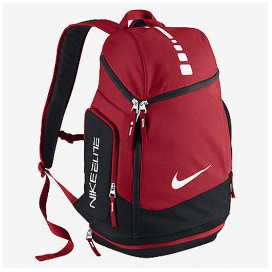 Nike Hoops Elite Max Air Team BackPack - Rouge