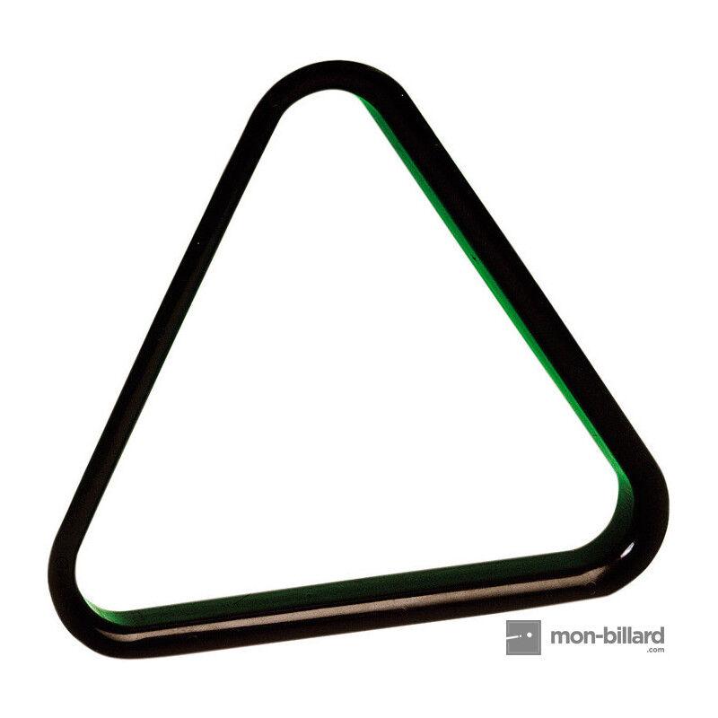 Triangle en plastique pour billes 52,4 mm