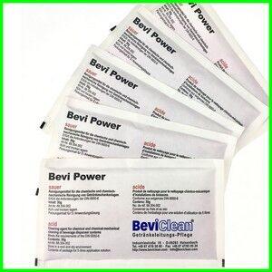 BeviClean Bevi Power acide pour désinfecter les conduits de pompe à bière 50 sachets