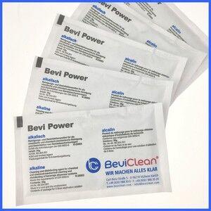 BeviClean Bevi Power alcalin pour nettoyer les conduits de pompe à bière 10 sachets